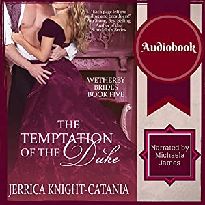 The Temptation of the Duke Audiobook