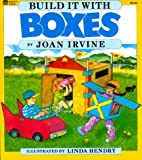 img - for Build It with Boxes (Beech Tree Chapter Books) book / textbook / text book