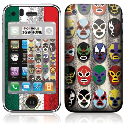 OttoSkins Protective Skin for iPhone 3G (fits all iPhones) - Summer Vacation
