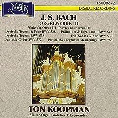 Fantasie in G-Dur BWV 572
