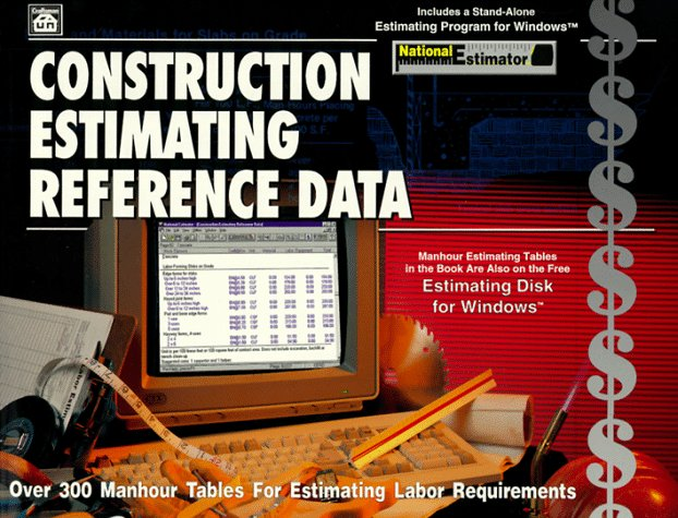 Construction Estimating Reference Data - Craftsman Book Company - CR260 - ISBN: 0934041849 - ISBN-13: 9780934041843
