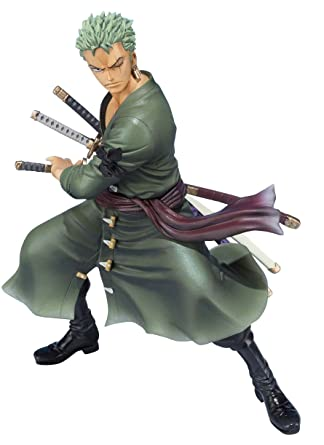 Figurine - One Piece Zero - Zoro 5th Anniversaire 12 cm
