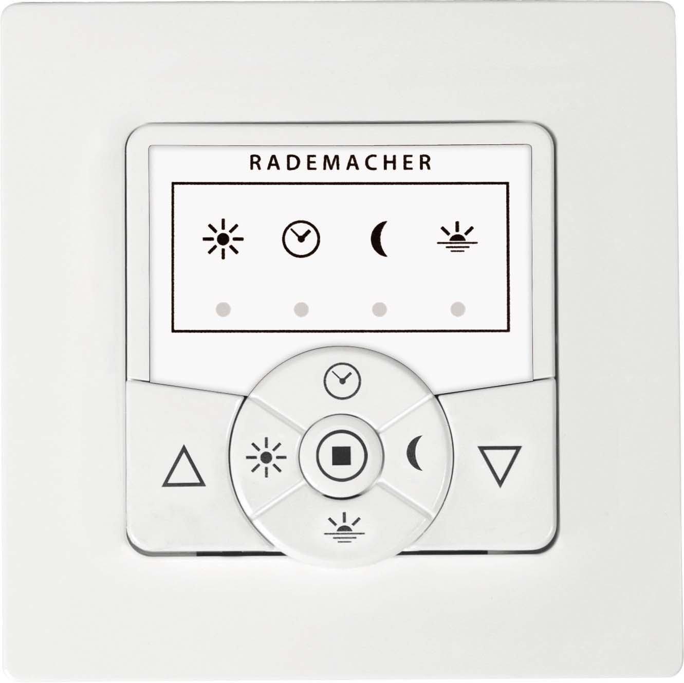 Rademacher 5615UW Troll Basis DuoFern Rollladen ultraweiss  BaumarktKritiken und weitere Informationen