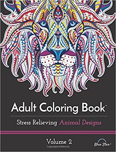 Adult Coloring Books 6 Of The Best Coloring Books For