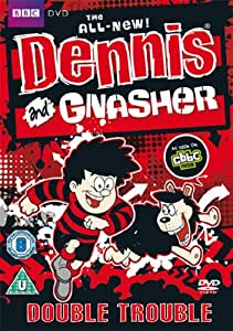 Dennis & Gnasher - Double Trouble [DVD]