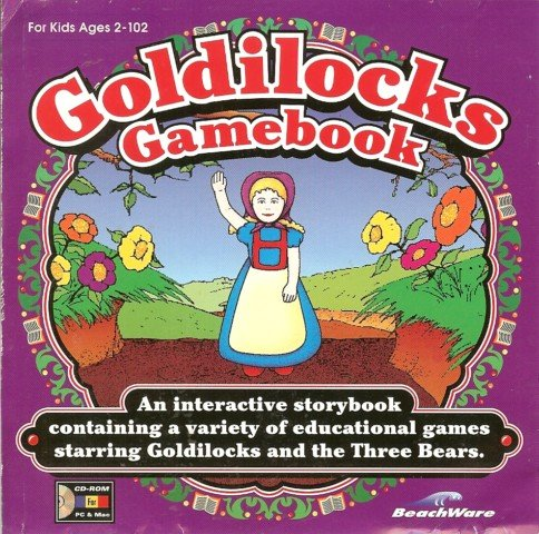 Goldilocks Gamebook - 1