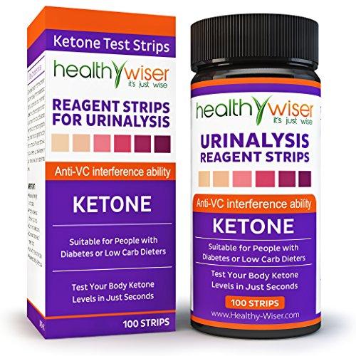 HealthyWiser-Ketone-Test-Strips-BONUS-Alkaline-Food-Chart-PDF-Keto-Recipe-eBook-Professional-Grade-Ketone-Strips-for-Use-in-Atkins-Diet-Ketogenic-Diet-and-Paleo-Diet-Urinalysis-Test-Strips-99-Accuracy