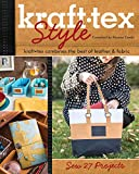 Read kraft•texTM Style: kraft•tex Combines the Best of Leather & Fabric • Sew 27 Projects on-line