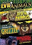 echange, troc Evil Animals Triple Feature [Import USA Zone 1]