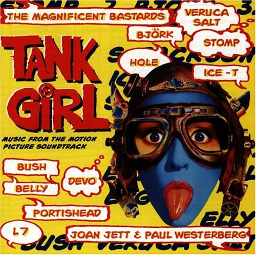 Portishead - Tank Girl - Zortam Music