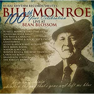 Bill Monroe - 100th Year Celebration - Live At Bean Blossom