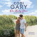 One Lucky Hero: The Men in Uniform Series Audiobook by Codi Gary Narrated by Will Damron
