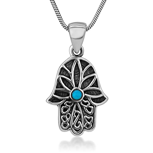 Hand of Fatuma pendant necklace