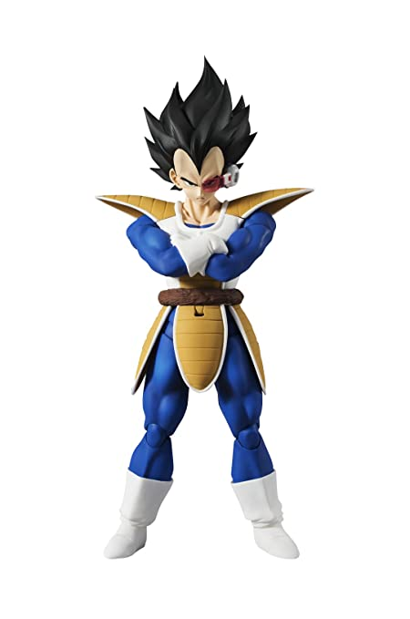 Bandai - Figurine DBZ - Vegeta SH Figuarts 16cm - 4549660147831