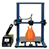 GEEETECH New A30 3D Printer Aluminum with Print Size 320×320×420mm,Filament Detector,Break Resume,Full-Color Touch Screen and Dual Z Axis Lead Screw,Fast Assembled Kit