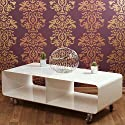 """Kare 70441 """"Lounge M"""" TV Mobil 30x90x42 cm weiss"""