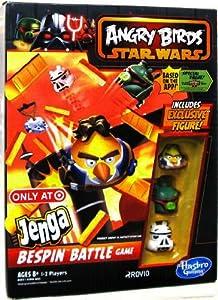 Angry Birds STAR WARS Jenga Bespin Battle Game