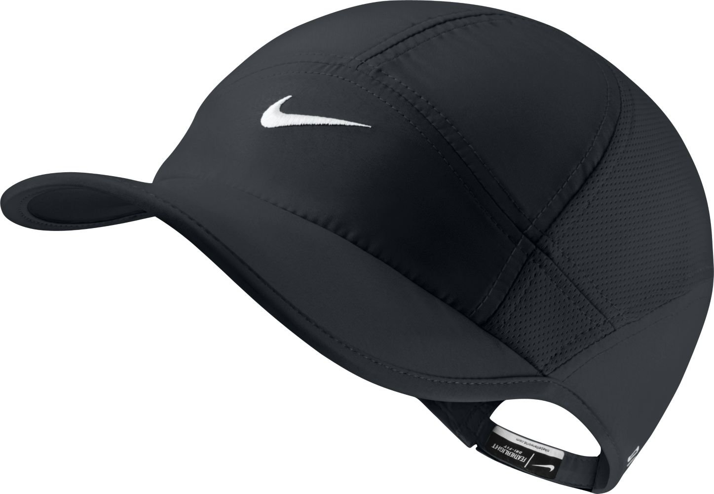 galleon womens nike featherlite 2 0 adjustable hat black