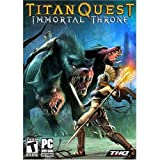 Titan Quest Immortal Throne - Expansion Pack (PC)