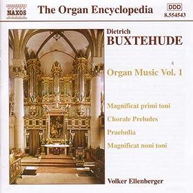 Buxtehude: Organ Music, Vol. 1