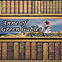 Anne of Green Gables Audiobook by Lucy Maud Montgomery Narrated by Laural Merlington