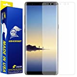 ArmorSuit - Galaxy Note 8 Anti-Glare Screen Protector [Max Coverage] MilitaryShield For Note 8 Lifetime Replacements - Anti-Bubble Matte