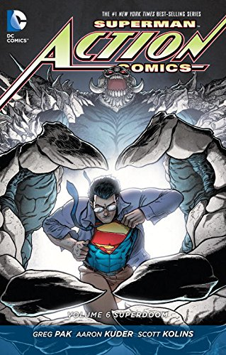 Superman  Action Comics TP Vol 6 Superdoom
