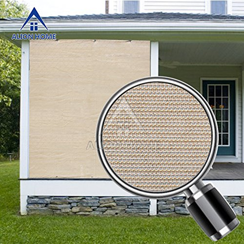 Alion Home© Sun Shade Panel For Patio, Awning, Window