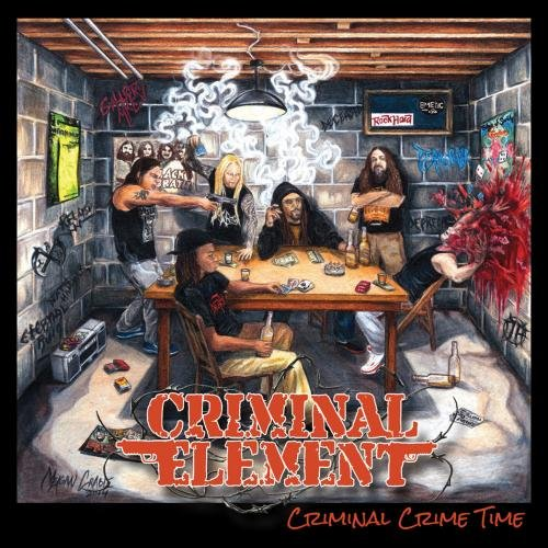 criminal crime time LP