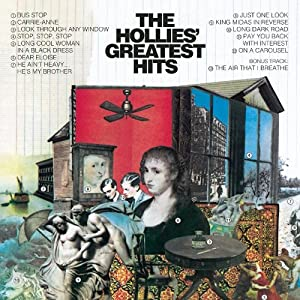 The Hollies' Greatest Hits from Epic/Legacy