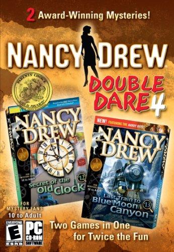Nancy Drew Double Dare: Secret Old Clock & Blue Moon Canyon