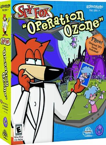 Spy Fox: Operation Ozone - PC/Mac