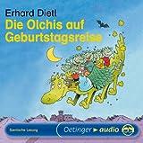 Die Olchis auf Geburtstagsreise (CD): Szenische Lesung - Erhard Dietl
