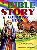 Bible Story Coloring Book (1557488711) by Jones, Veda Boyd