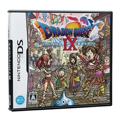 『ドラゴンクエストIX 星空の守り人』 Open Amazon.co.jp