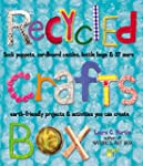 Recycled Crafts Box: Sock Puppets, Ca...