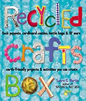 Recycled Crafts Box