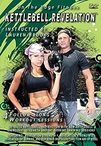 Lauren Brooks Kettlebell Revelation Fitness DVD
