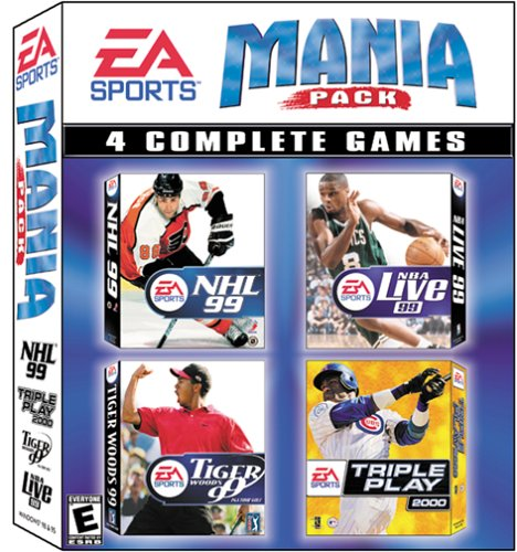 EA Sports Mania Pack