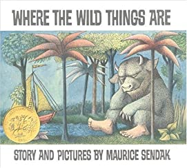 "Cover of ""Where the Wild Things Are"""