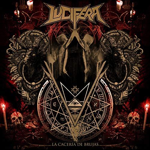 Vinilo : LUCIFERA - La Caceria De Brujas