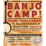 Banjo Camp!: Learning, Picking & Jamming with Bluegrass & Old-Time Greats