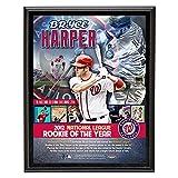 Mounted Memories(マウンテッドメモリーズ) MLB ナショナルズ #34 ブライス・ハーパー Sublimated 10x13 Player Plaque -