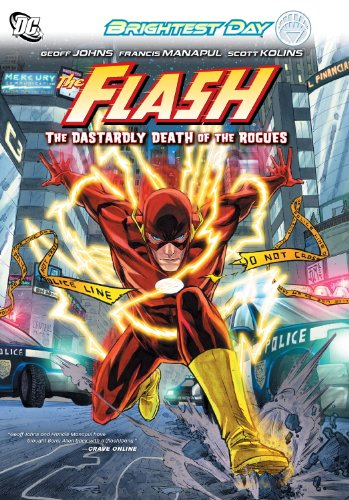 Flash TP Vol 01 The Dastardly Death Of The Rogues (Flash (Graphic Novels))