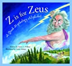 Z is for Zeus: A Greek Mythology Alph...