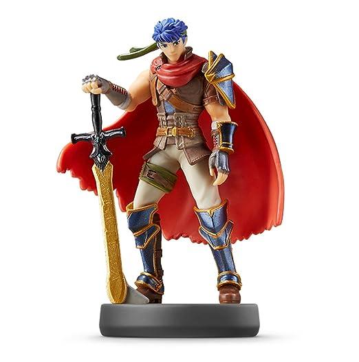 Ike amiibo - Japan Import (Super Smash Bros Series): Toys & Games