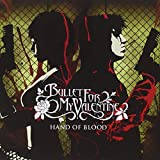 BULLET FOR MY VALENTINE-HAND OF BLOOD (EP)