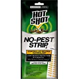 Hot Shot No-Pest Strip, Kills Flying And Crawling Insects, Penetrating Vapor, 1-Count