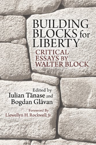 building-blocks-for-liberty-critical-essays-by-walter-block-lvmi-english-edition