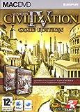 echange, troc Civilization IV - Gold Edition (Mac CD) [import anglais]